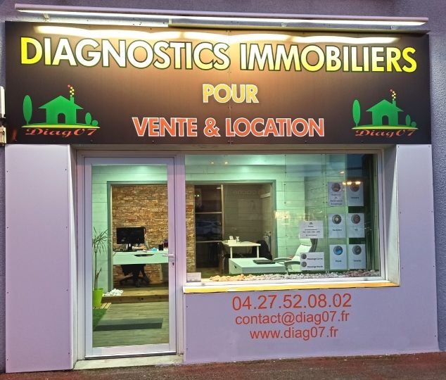 Photo Diagnostic Immobilier Aubenas